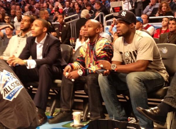 Как 50 Cent и Томми Саммерс задумали использовать Флойда Мэйуэзера