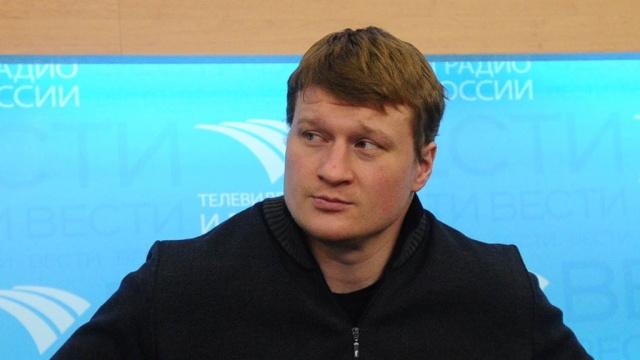 Разногласия в команде Александра Поветкина