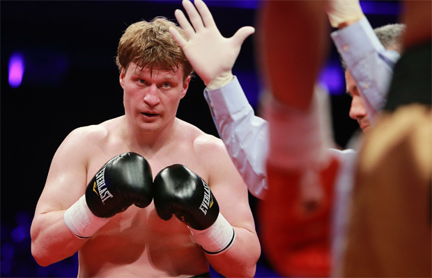 Поветкину в соперники подыскали 44-го боксера в рейтинге супертяжеловесов