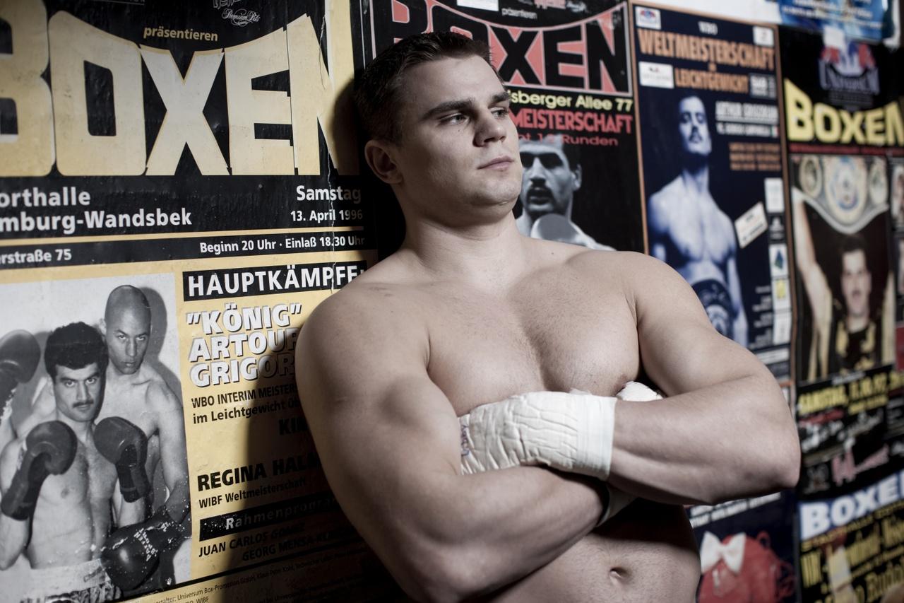 Небольшое обновление во всемирной боксерской организации