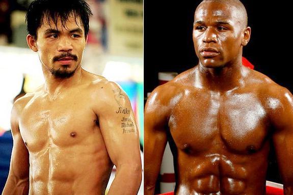 Филиппинский боксер Пакьяо предложил Флойду Майвейзеру условия боя