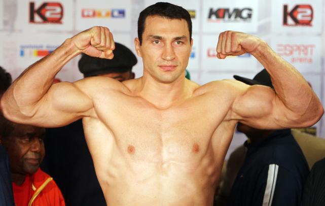 Следующий бой Владимира Кличко может попасть на промоутерские торги