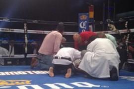 Мексиканский боксер Оскар Гонсалес умер